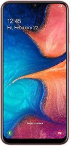 Samsung SM-A205 Galaxy A20 Red