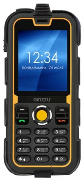 Ginzzu R62 black orange