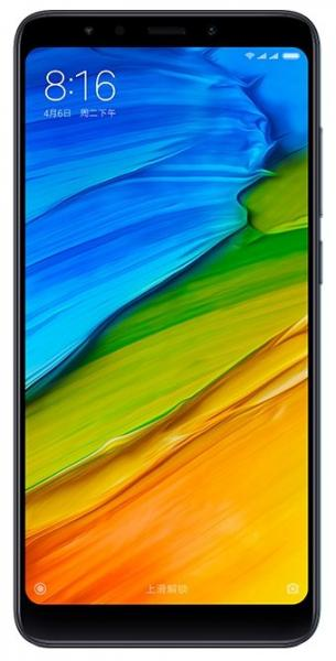 Смартфон Xiaomi Redmi 5 Black 16GB