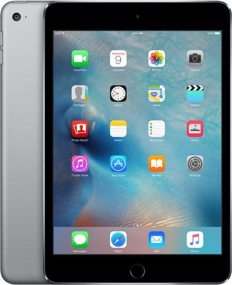 Apple iPad mini 4 128Gb Wi-Fi + Cellular Space Gray MK762RU/A